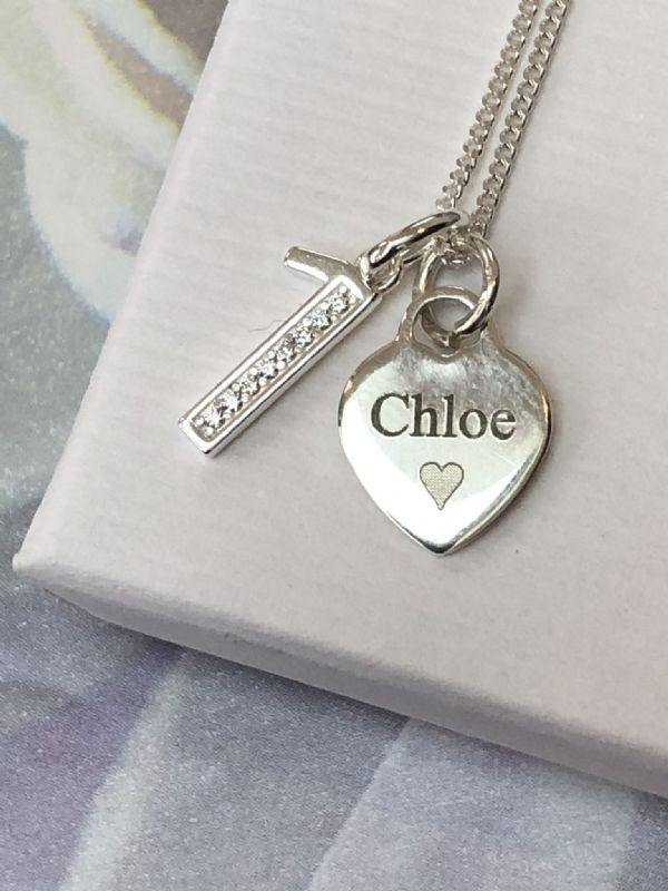 1st birthday special jewellery gift  - FREE ENGRAVING